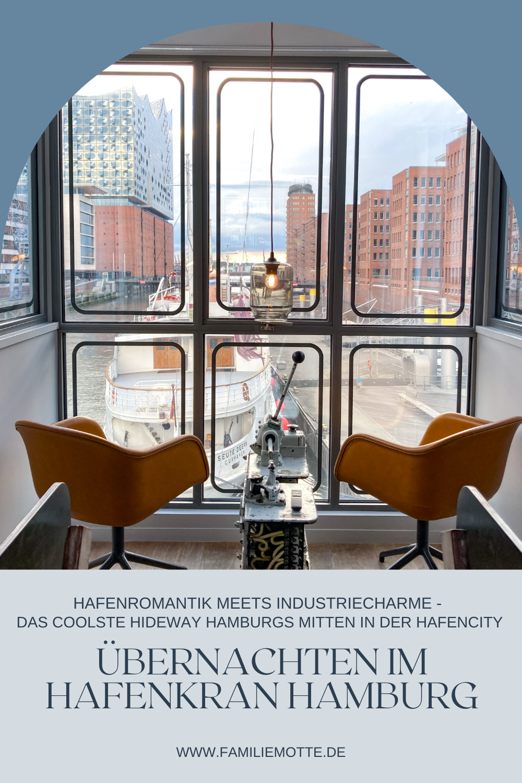 Hafenkran Hamburg