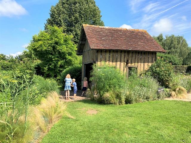 Jardins du Pays d´Auge - Normandie mit Kindern