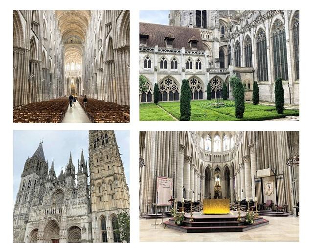 Normandie mit Kindern - Rouen