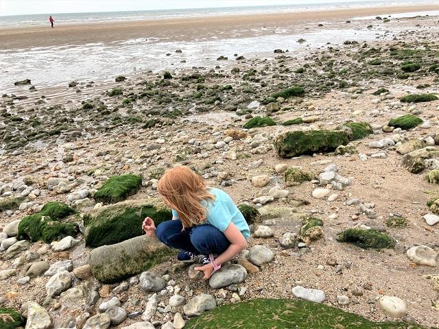 Normandie mit Kindern - Les Falaises des Vaches Noires