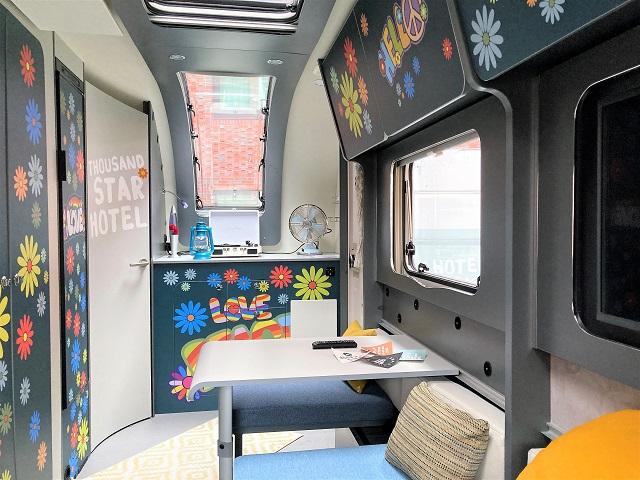 Camper City Pier Drei Hotel